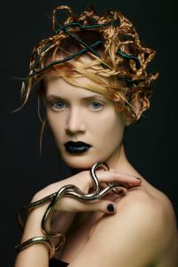 Fashion Photographybeautiful young woman