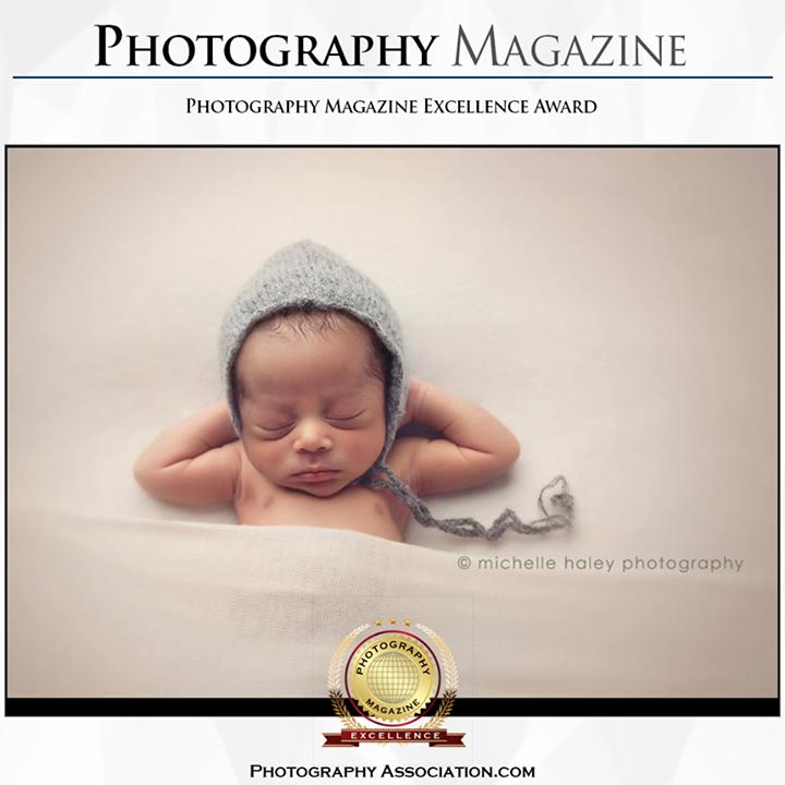 Michelle haley photography atlanta maternity newborn photographer photography magazine excellence award newborn photography